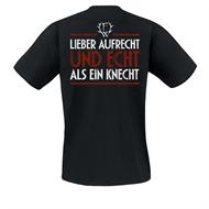 Frei.Wild - Lieber Aufrecht, T-Shirt