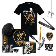 Philipp Burger - Kontrollierte Anarchie, ltd. Bundle (Box+T-Shirt)