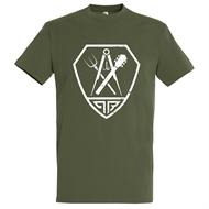 Philipp Burger - Logo, T-Shirt (olive)