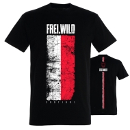 Frei.Wild - Südtirol RotWeiss, T-Shirt