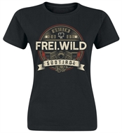 Frei.Wild - LUAA Rebellion, Girl-Shirt