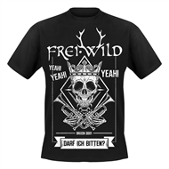 Frei.Wild - Young Fashion - YeahYeahYeah, T-Shirt (black)