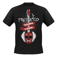 Frei.Wild - Rock Guitar, T-Shirt (Dad)