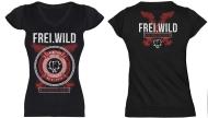 Frei.Wild - Truck Stadion, Girl V-Neck