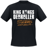 King Kongs Deoroller - Himmel, T-Shirt