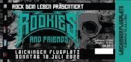 Rookies & Friends - Laichingen, Ticket